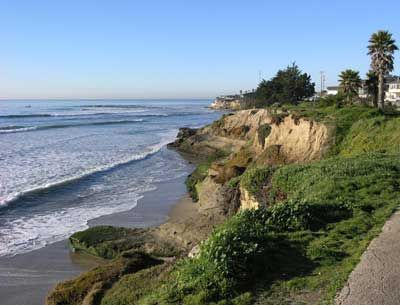 Pleasure Point Santa Cruz California One Of My Favorite Surf Spots