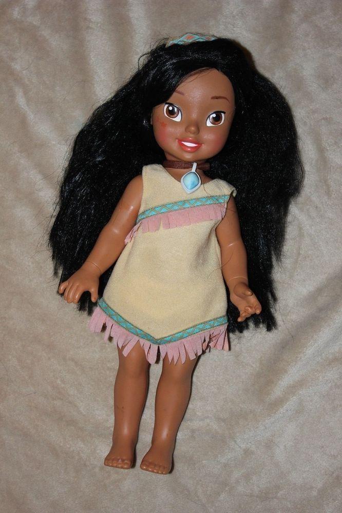 Pocahontas Disney Princess Doll Disney Little Princess...