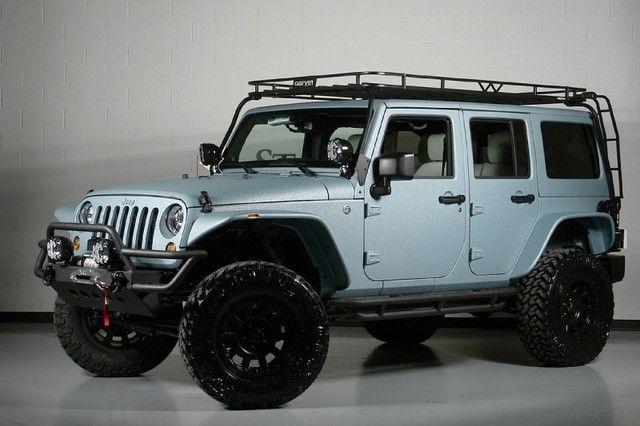 Jeeps For Sale In Dallas >> jeep wrangler roof rack | Jeep Wrangler 4 Door | Pinterest ...