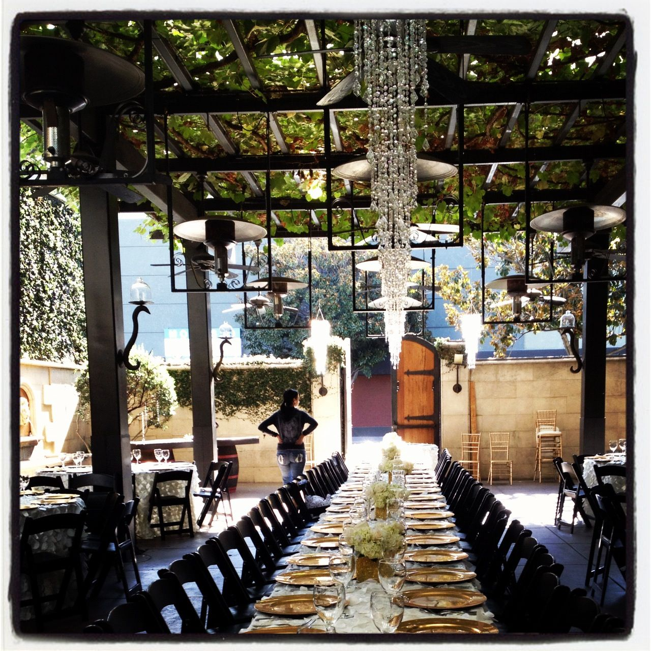 Beautiful Venue In Modesto Ca At Galletto Ristorante Modesto California Love Venues