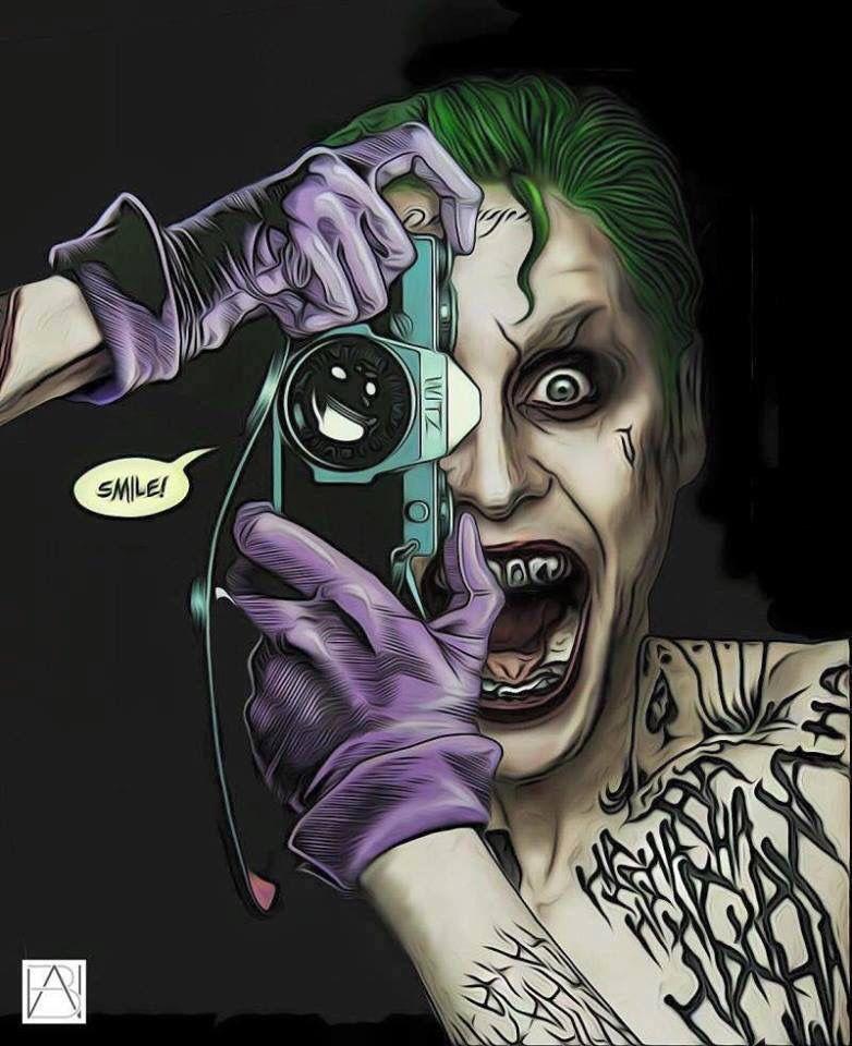 The Joker SUICIDE SQUAD   SUICIDE SQUAD   Pinterest ...
