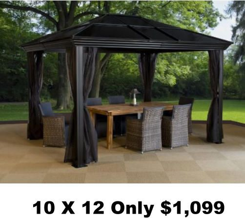 Love This Too 10 X 12 Only 1 099 Gazebo Modern Gazebo Country Cottage House Plans