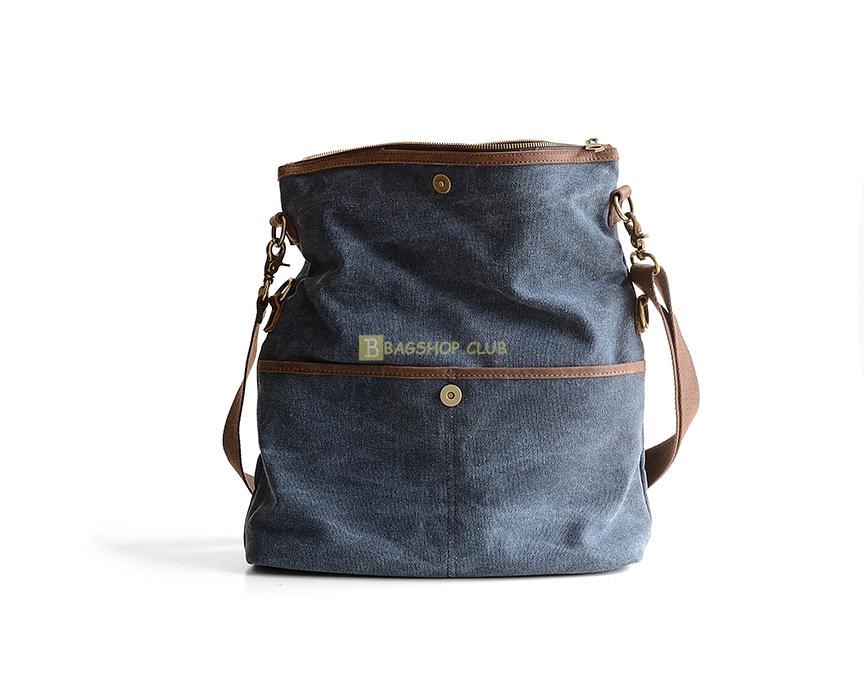 2af89dab9f63 Canvas Shoulder Bag Bags for Men - Bag Shop Club
