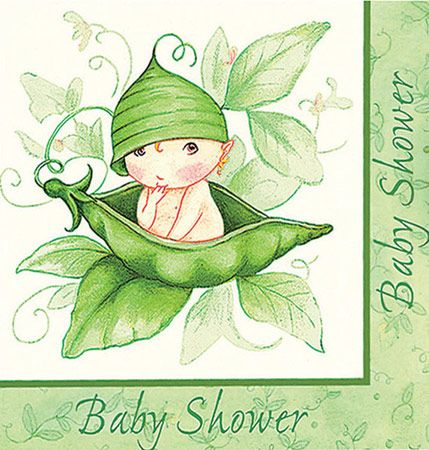 Delightful Sweet Pea Baby Shower Supplies | Pea Baby Shower Party Supplies Decorations  Our Adorable Sweet Pea