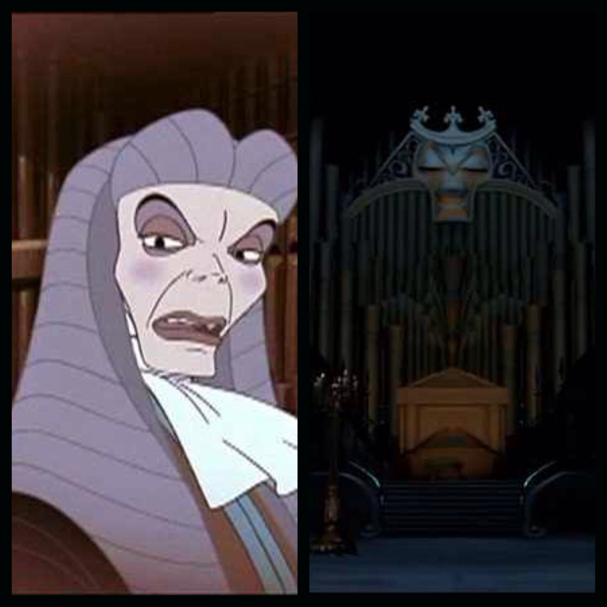 Disney Challenge Day 14 Favorite Villain Maestro Forte From Beauty And The Beast