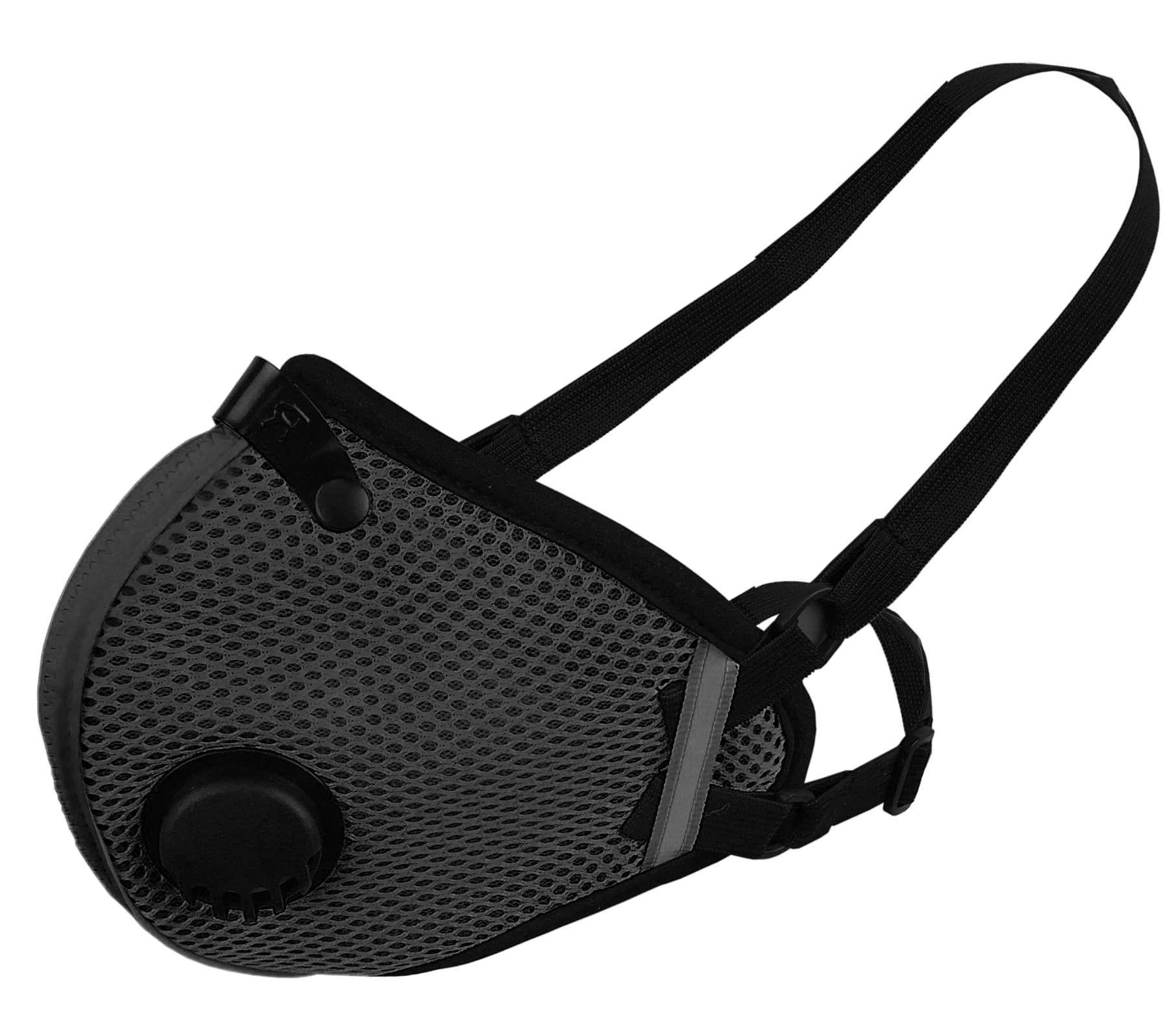 Black M2.5 Black, Bag storage, Carbon filter