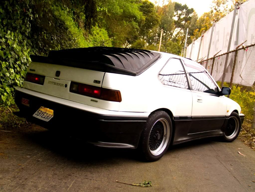 86′ Acura Integra da3 by Honda   S.I.P. Pt. 4   Pinterest