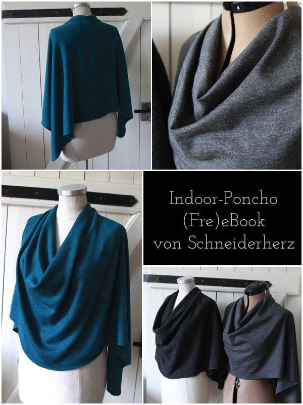 Indoor-Poncho: Ein (fre)eBook für Euch