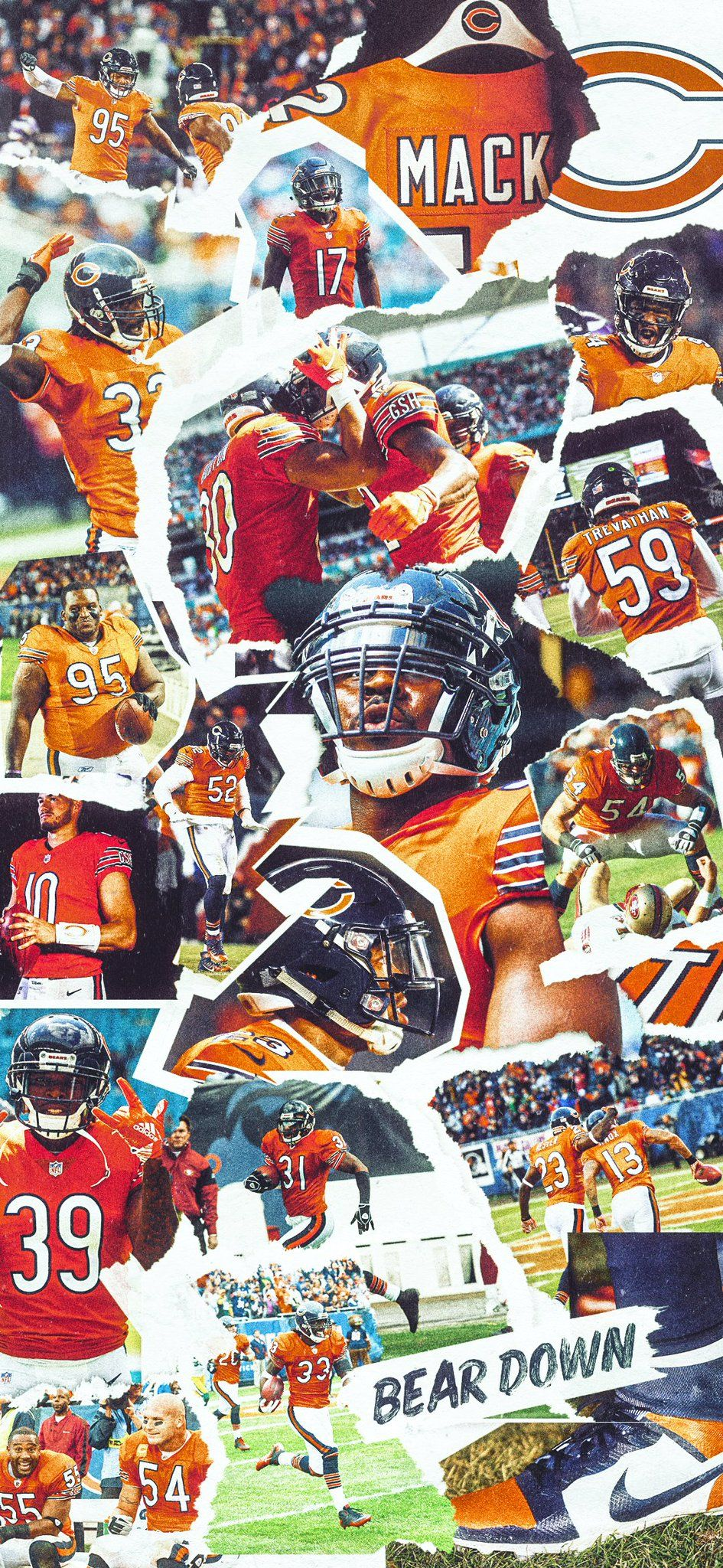 Twitter Chicago Bears Wallpaper Chicago Bears Pictures Chicago Bears Football