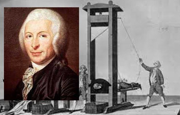 Dr Joseph-Ignace Guillotin Before the guillotine, beheadings were  frequently botched. This upset Dr. Guill… | French government, People