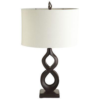 Infinity Table #Lamp | Pier 1 Imports #interiordesign #lighting