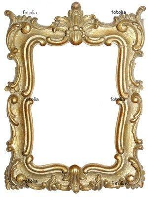 Silhouette Baroque Frame Google Search Baroque Frames Victorian Picture Frames Antique Frames