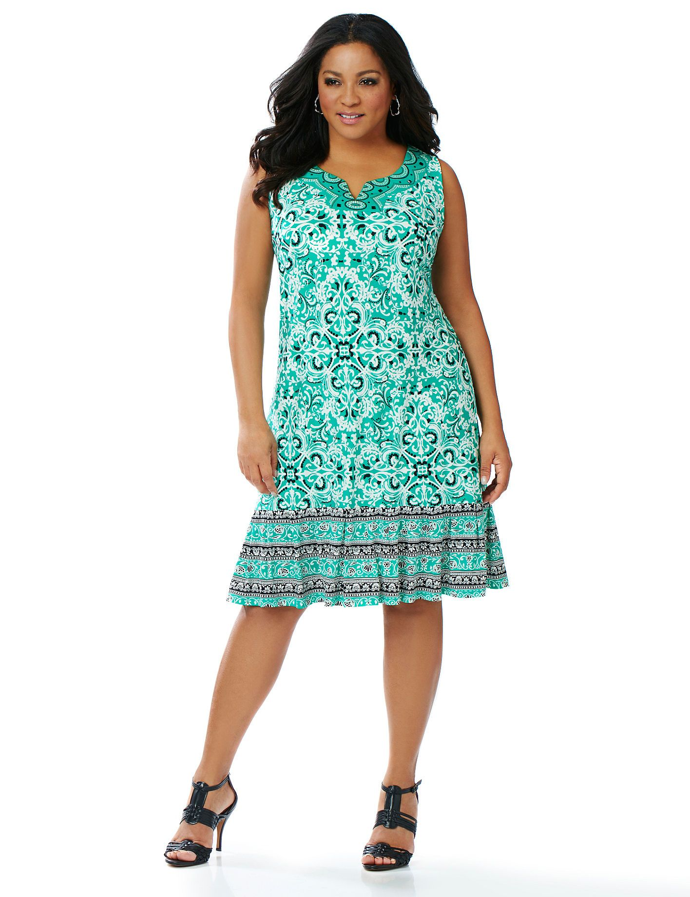 Canyon Song Dress Catherines Spring Forward In This Twin Print