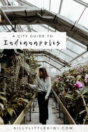 the ultimate city guide to Indianapolis, Indiana: the best places to eat + things to do in Indy #thi