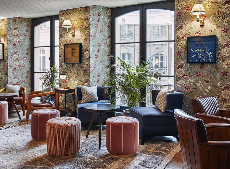 The Hoxton S Headline Grabbing Arrival In Paris Sees Hip Hotel Chain Revelling Contemporary