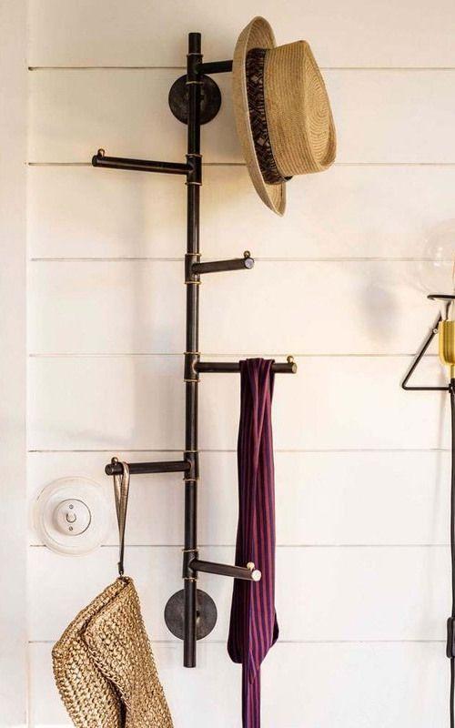 Wall Coat Rack Vertical