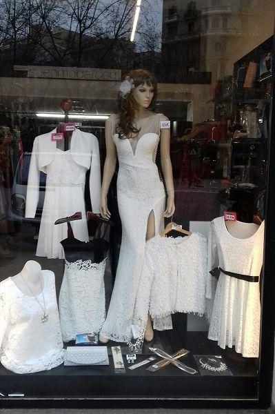 Suen tienda de vestidos de fiesta en barcelona