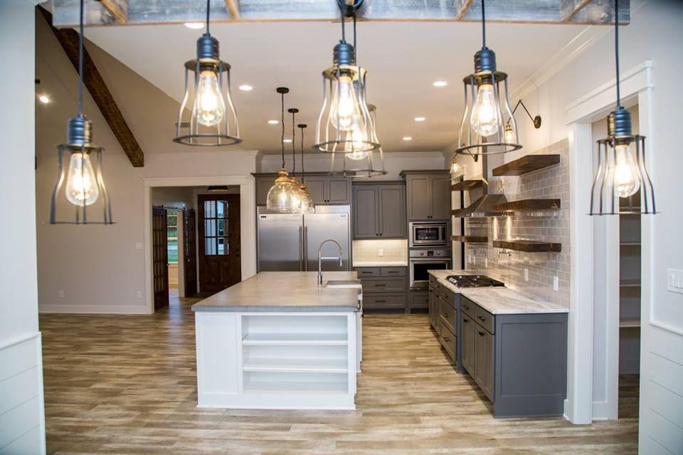 Modern Farmhouse Design By Front Porch Homes Modern Kitchen