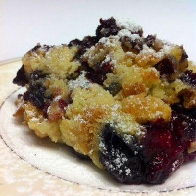 Easy Berry Dump Cake   Recipe   Mixed berries, Stick ...