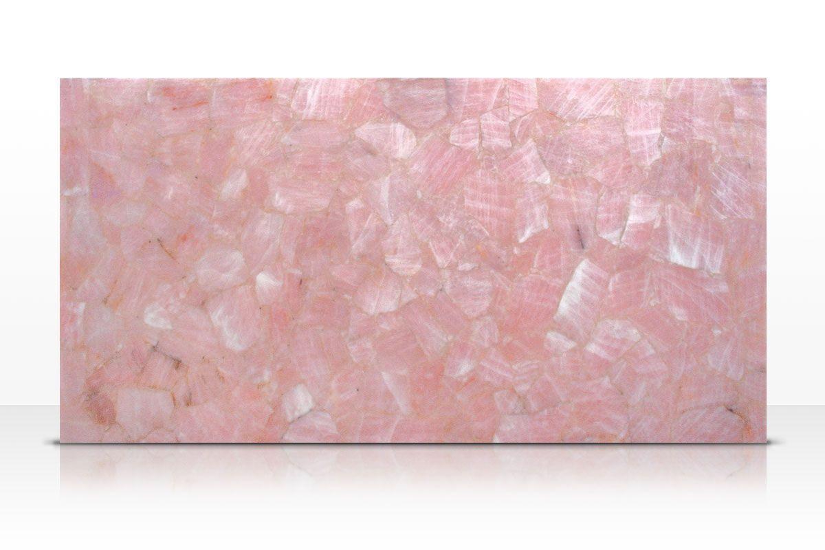 Rose Quartz Slab Quartz Slab Rose Quartz Rose Quartz Stone