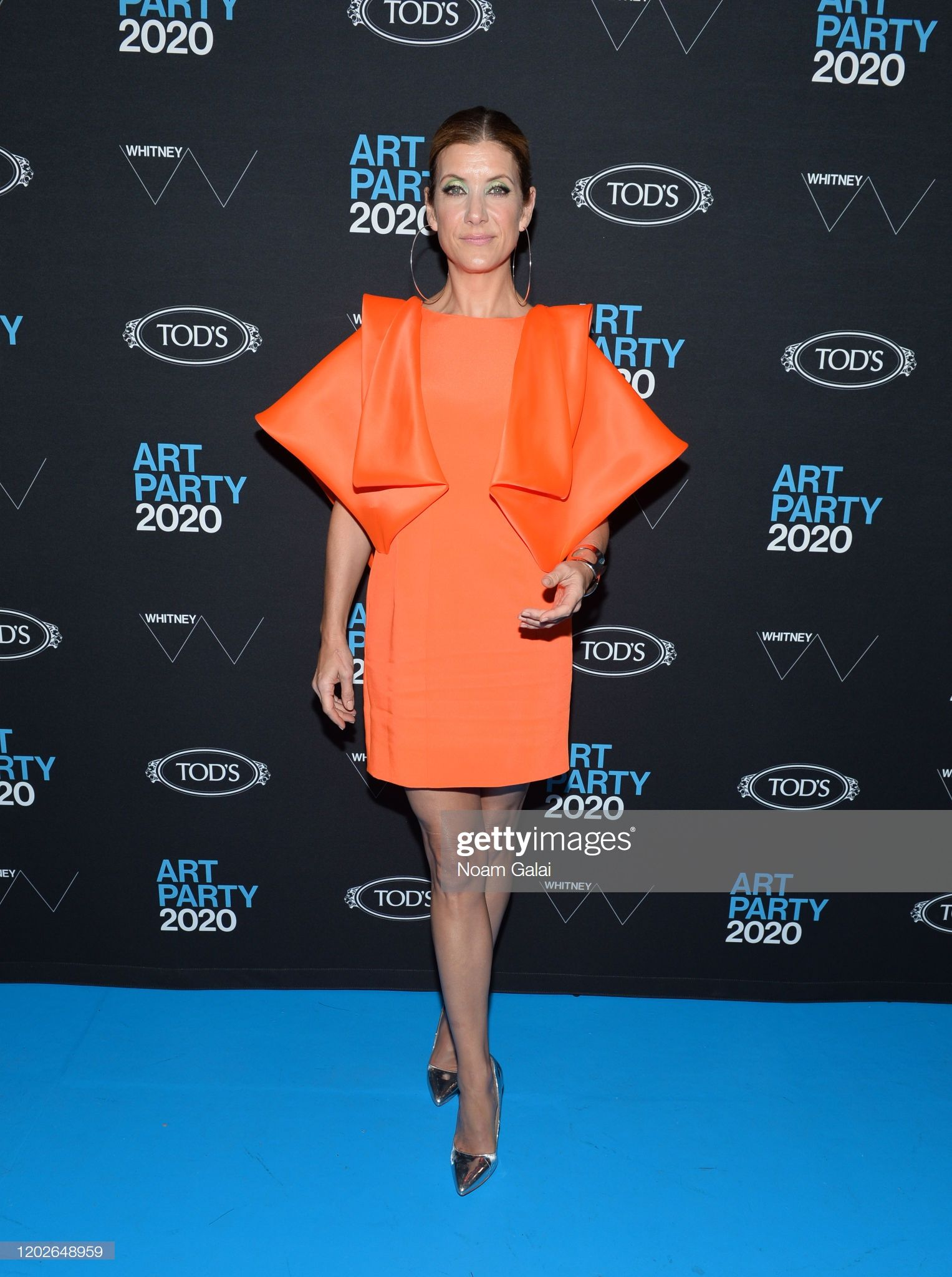 Kate Walsh Attends The 2020 Whitney Art Party At The Whitney Museum In 2020 Kate Walsh Art Party Whitney
