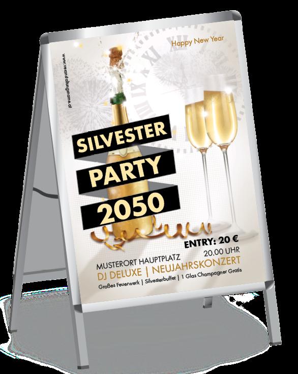Erstellen Sie Plakate Mit Motiven Rund Um Den Jahreswechsel Plakate Silvester Jahreswechsel Sekt Feiern Party Silvester Plakat Silvester Party