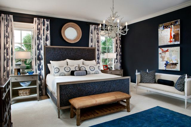 Our Choice of Top Blue Cream Bedroom Photos - Decorating ...