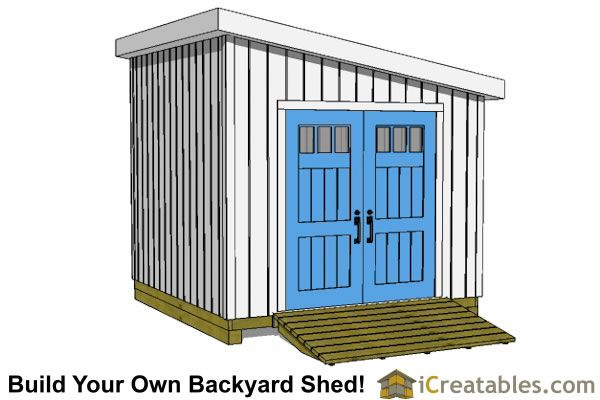10x10 Lean To Shed Plans Door On Angled Lean To Shed Plans 10x10 Shed Plans Building A Shed