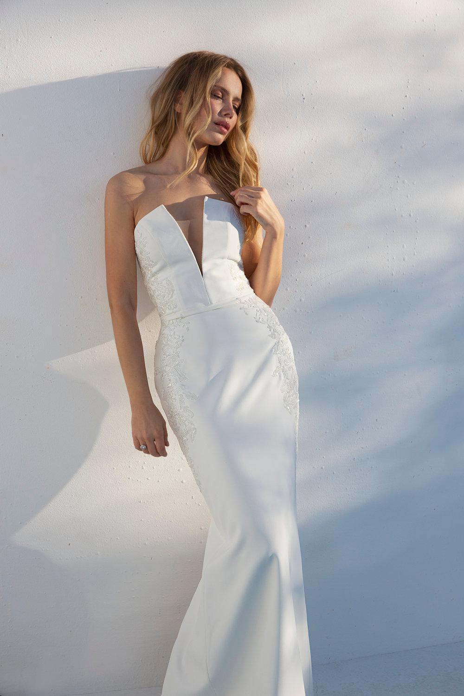 Monaco Gown Bride x Sarah Seven — Sarah Seven Wedding
