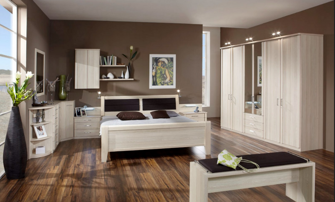 Farben Für Schlafzimmer Schlafzimmer Mit Holz
