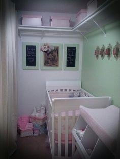 Walk In Closet Nursery Configuration Idea Nursery Neutral Ideas