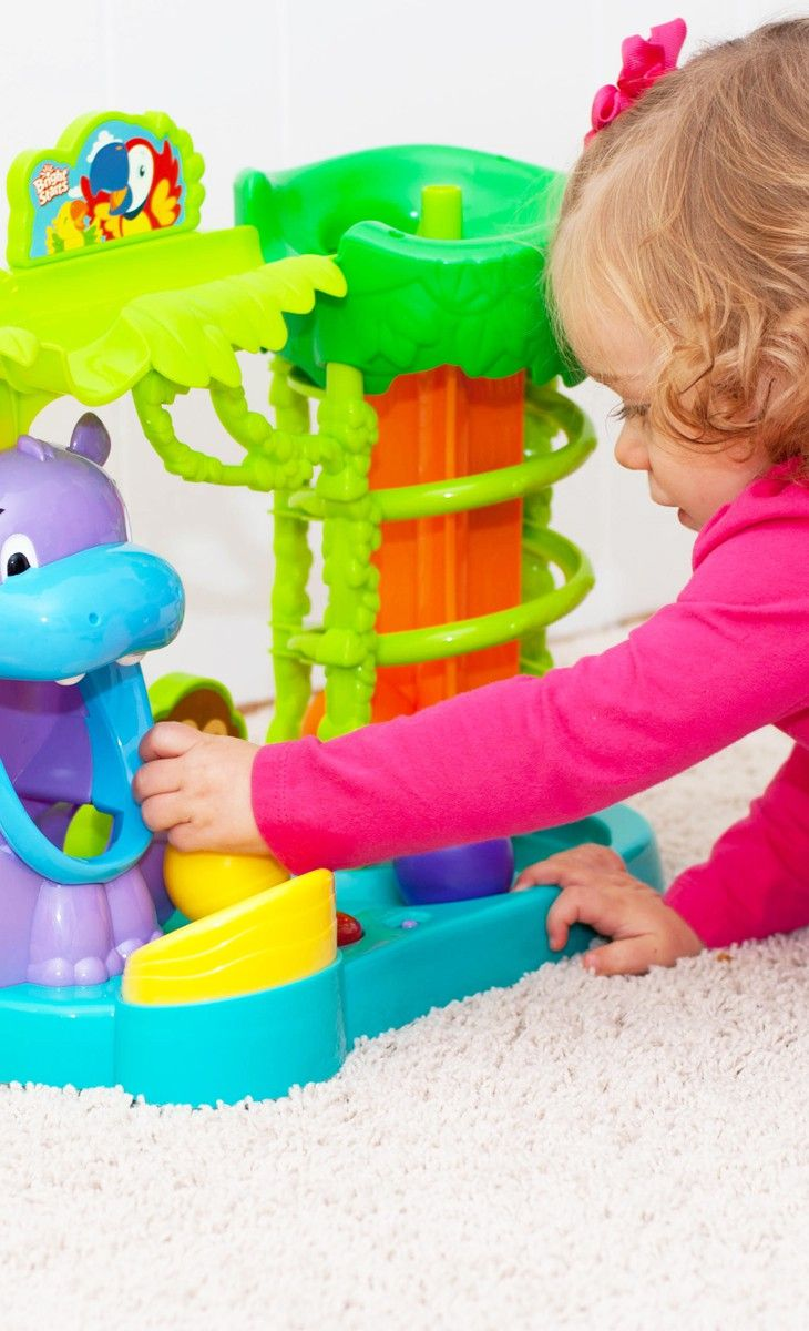 Activate Fun With The Bright Starts Jungle Fun Ball Climber Oh