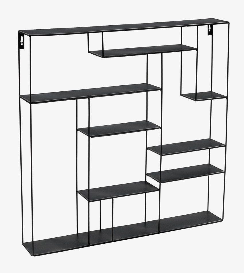 bruka design hylle labyrint sort | Bolina Interiørbutikk + Møbler, Klær og Accessories – Bolina.no