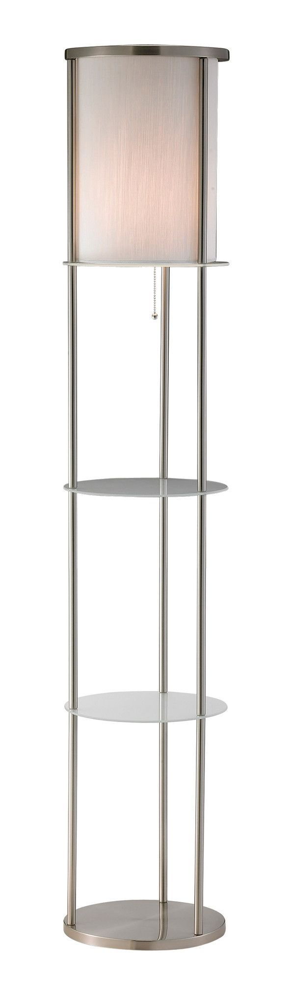 Holden Shelf Floor Lamp