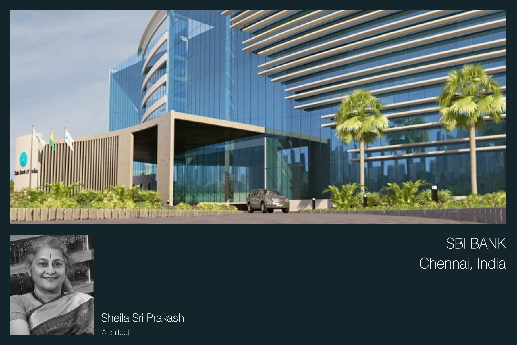 Sheila Sri Prakash An Internationally Acclaimed Architect