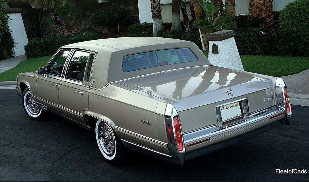 Cadillac Dts Parts