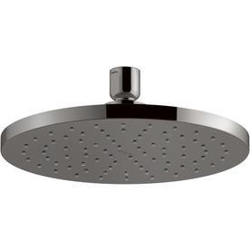 Kohler Contemporary Vibrant Titanium 1 Spray Rain Shower Head