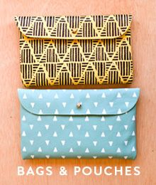 bags-ad by poketo, via Flickr