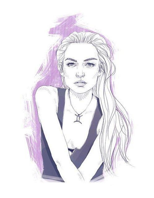 Géminis ♊ - Alyona Timofeyeva