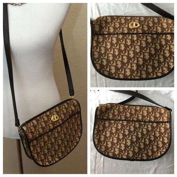 Selling this Vintage Authentic Dior Trotter Crossbody bag in my Poshmark  closet! My username is  lovesdesigner.  shopmycloset  poshmark  fashion   shopping ... f55e7052e9