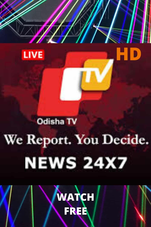 Watch Otv Odisha News Live Online Your Favorite Tv
