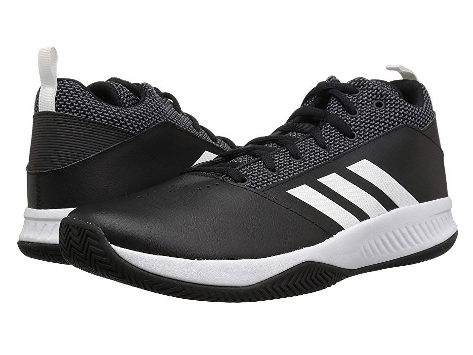 da2a5ed7c7d adidas CF Ilation 2.0 Men s Lace up casual Shoes Black White Grey Five