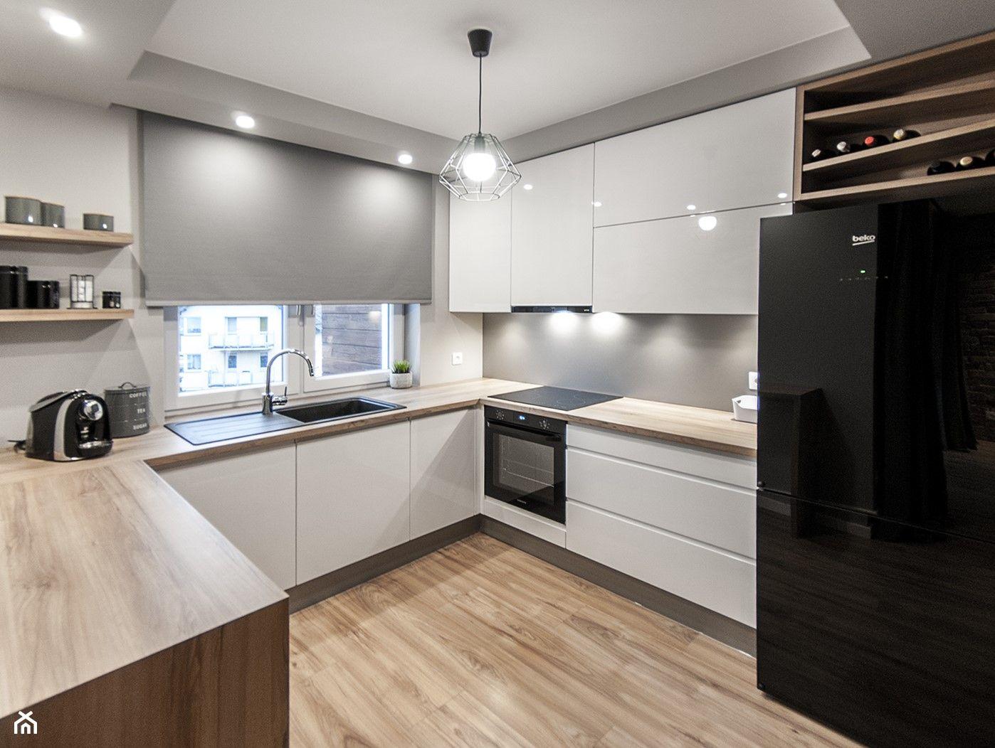 Kuchnia Styl Nowoczesny Interior Design Kitchen Kitchen Interior Kitchen Design