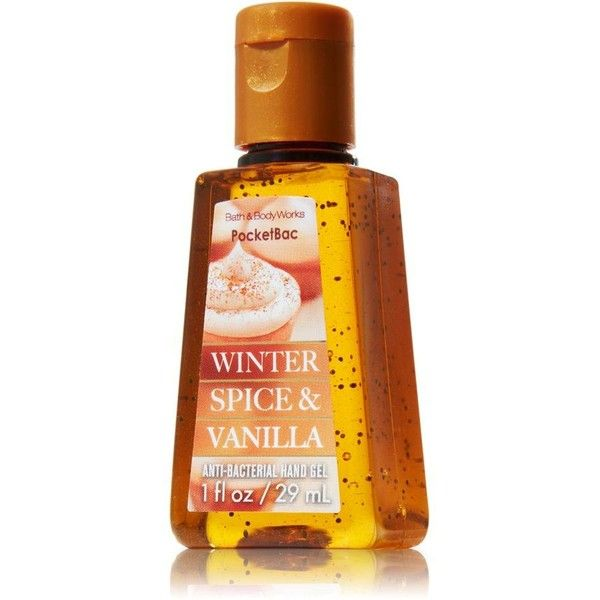 Winter Spice Vanilla Pocketbac Sanitizing Hand Gel Anti
