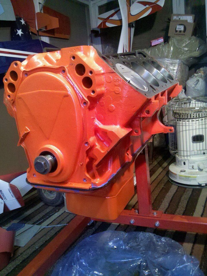 Jim Hoovers Mopar 440 Big Block | MOPAR Engines