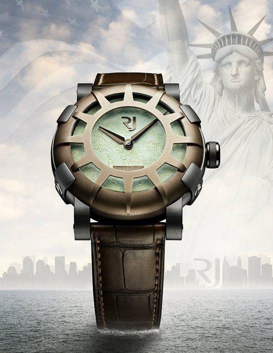 Romain Jerome Liberty-DNA Watch