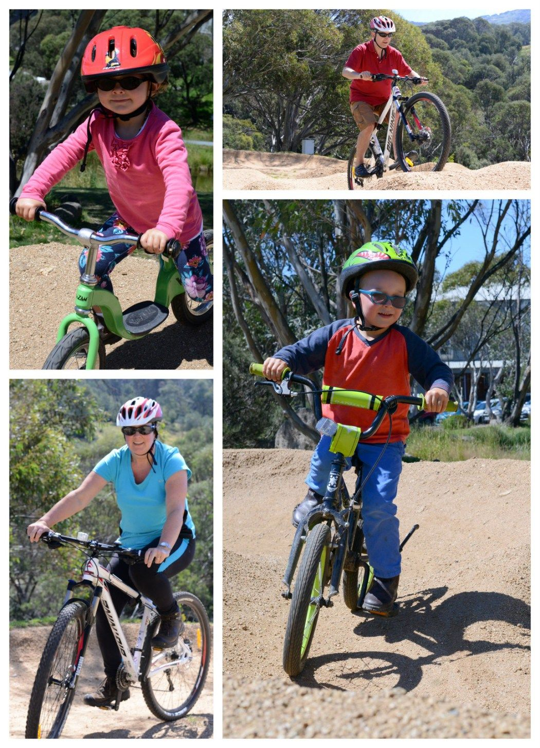 Family Days Out Thredbo Pump Track
