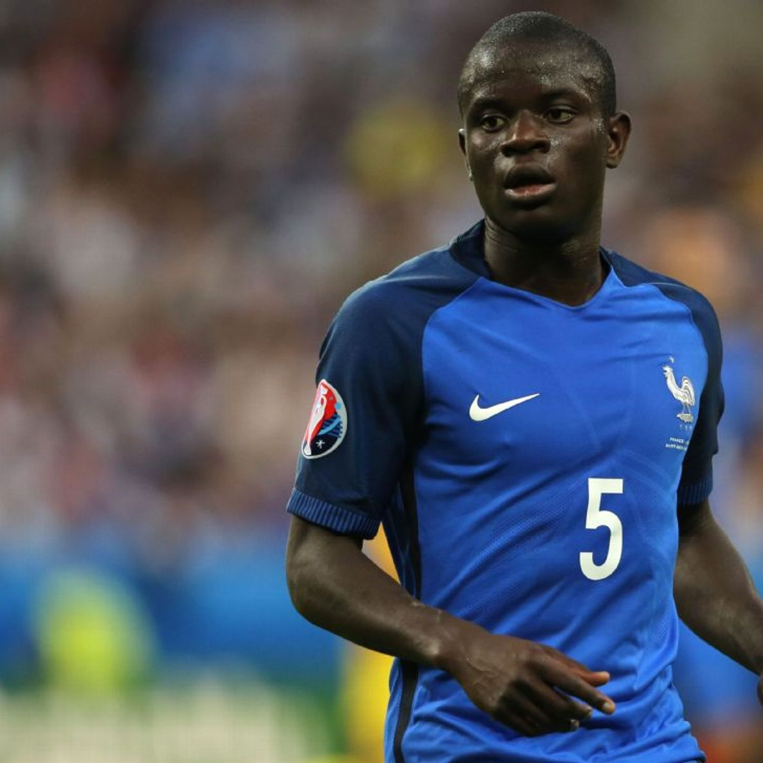 Chelsea's Kante thanks Leicester fans | Leicester, Summer ...
