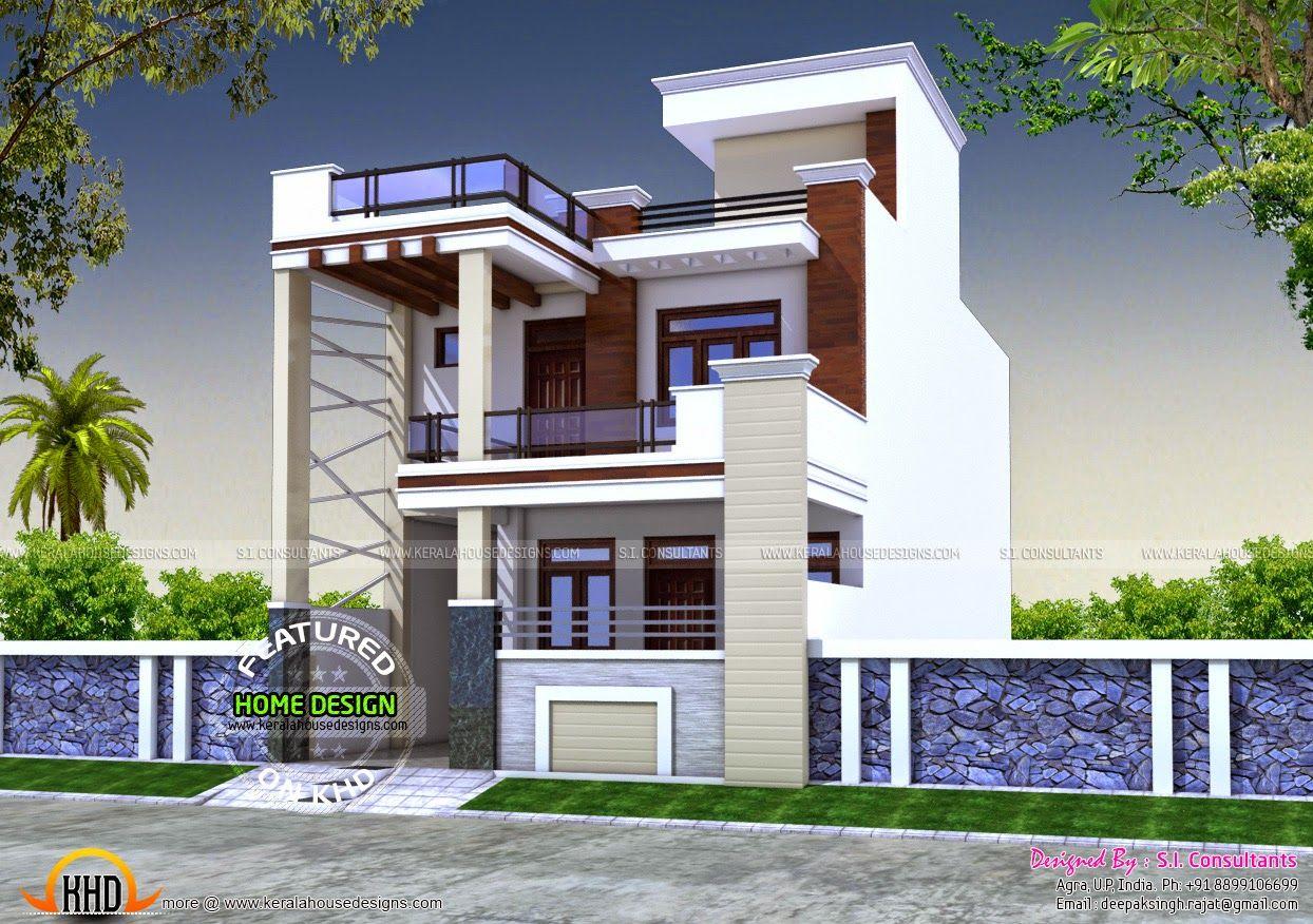 Kerala Home Design And Floor Plans In 2019