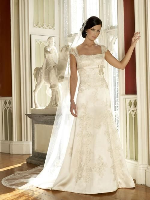 Martha vintage wedding dress by Edel Tuite, the Irish wedding dress ...